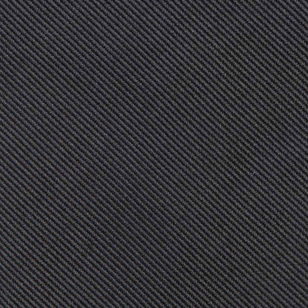 [특가] KING TWILL SOLID BRILLIANT BLACK
