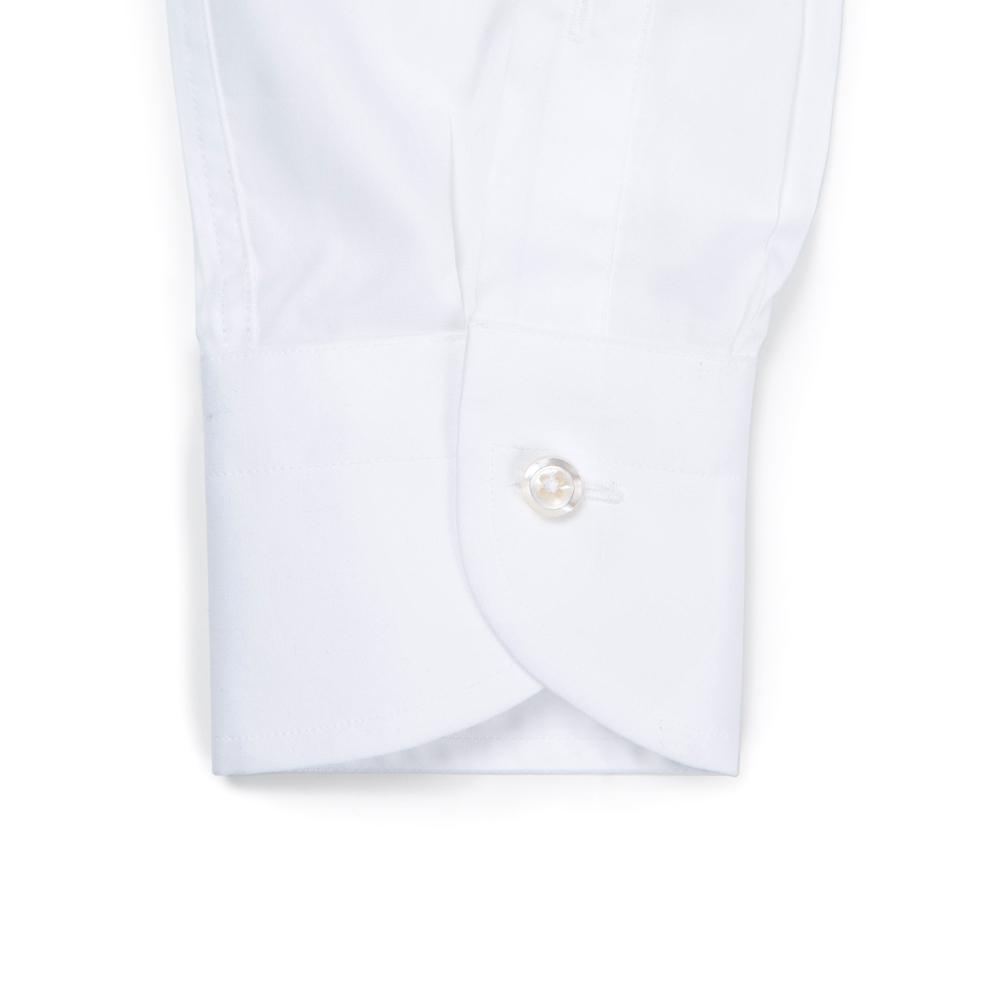 [3차 재입고] WHITE TAB COLLAR DRESS SHIRT