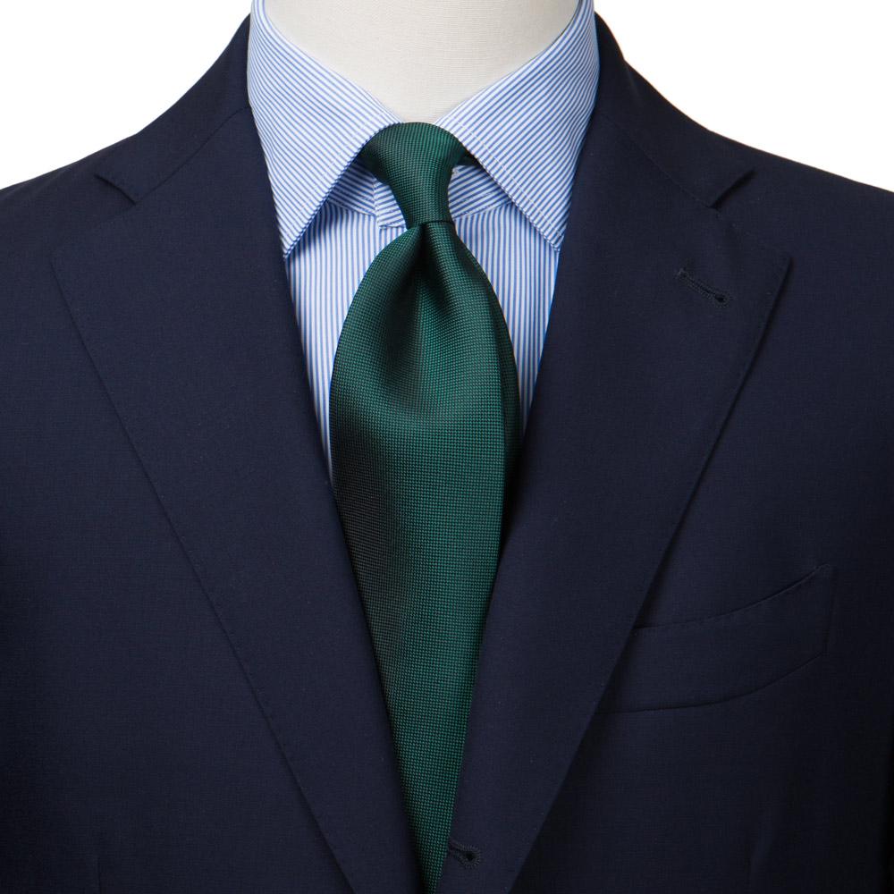 [3차 재입고] GREEN PINPOINT SOLID TIE