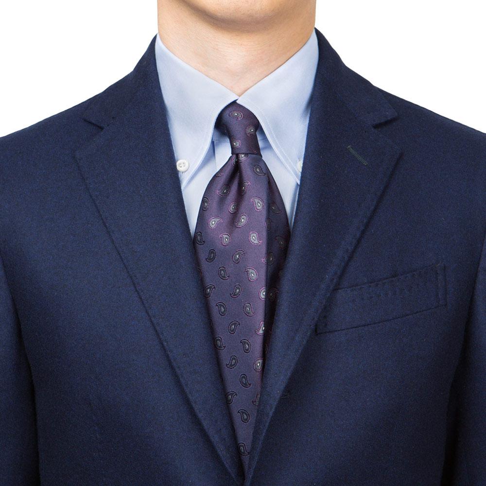BLUE BUTTON DOWN COLLAR DRESS SHIRT