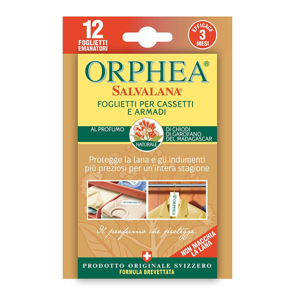 [서랍 및 옷걸이용] ORPHEA FOGLIETTI PER CASSETTIE ARMADI