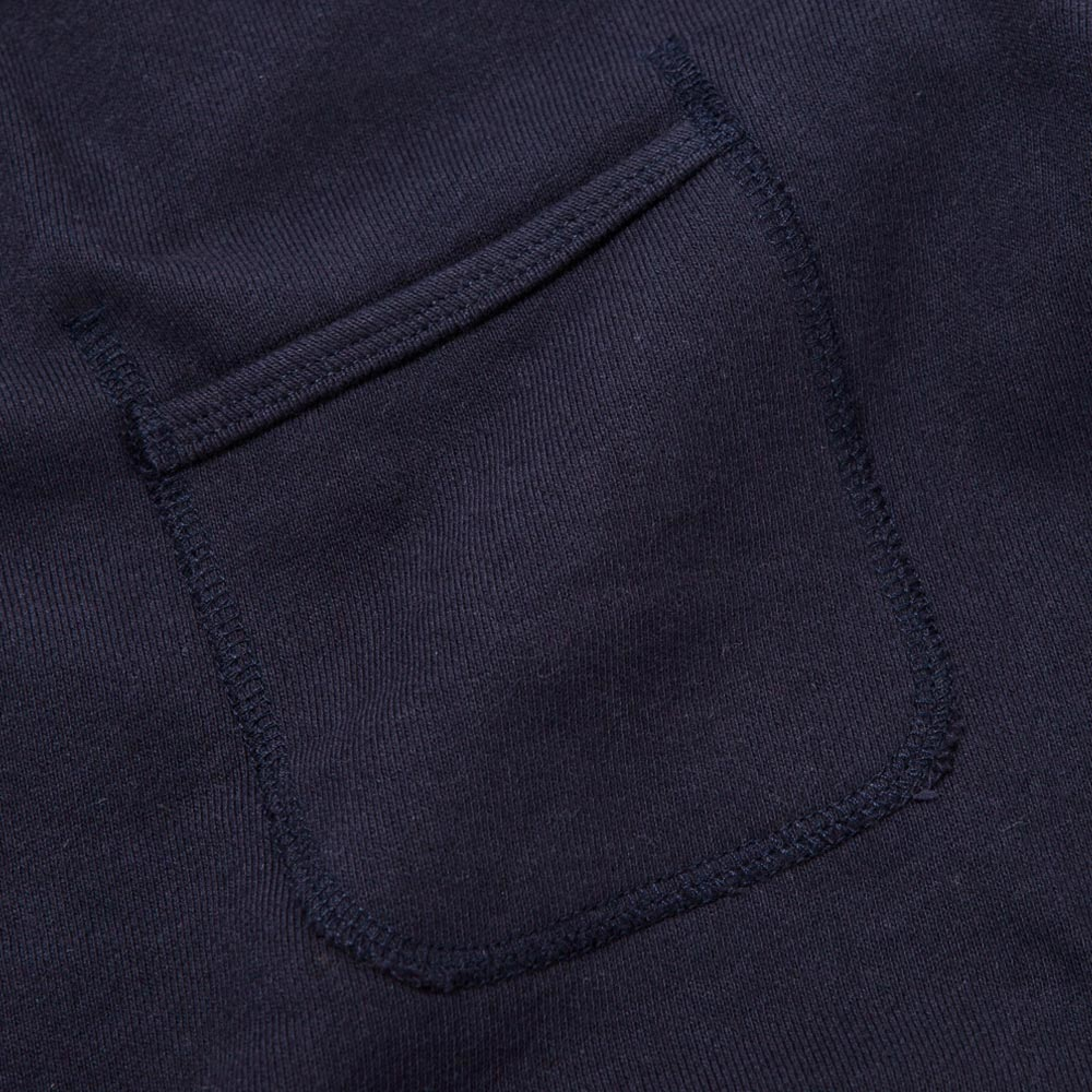 PRIVATE LABEL SWEAT SHIRTS NAVY